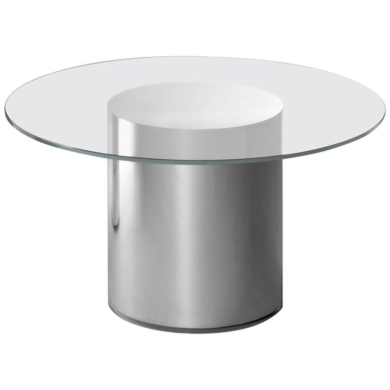 Contemporary Design '2001' N2 Side Tables by Ramon Úbeda and Otto Canalda For Sale