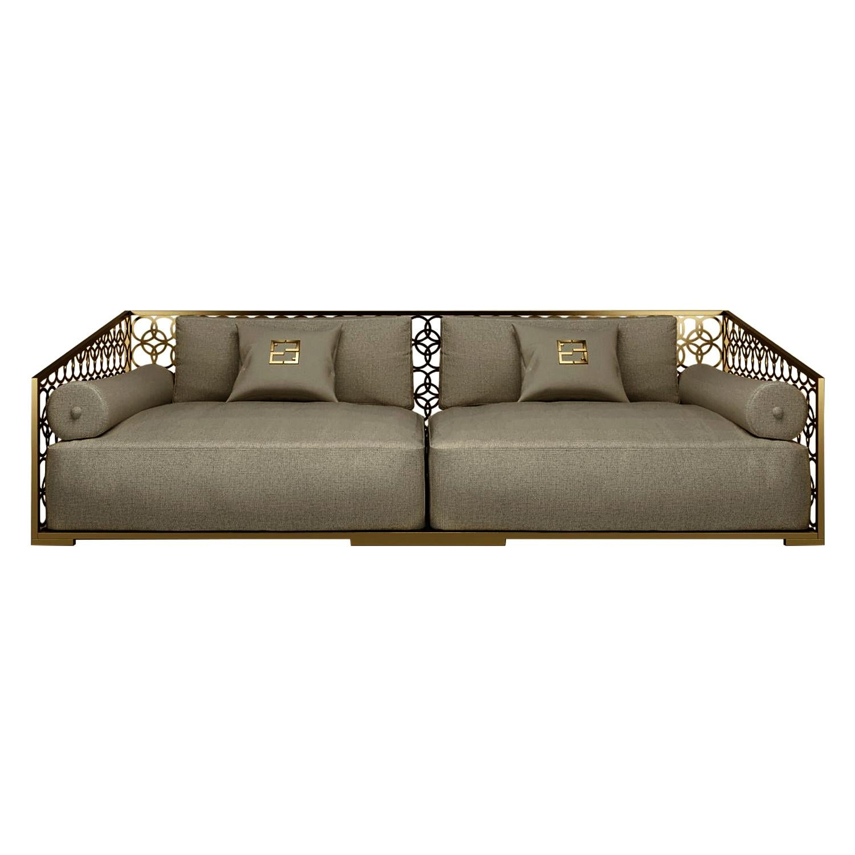 Contemporary Design Garden 3 Seaters Sofa Fascinio