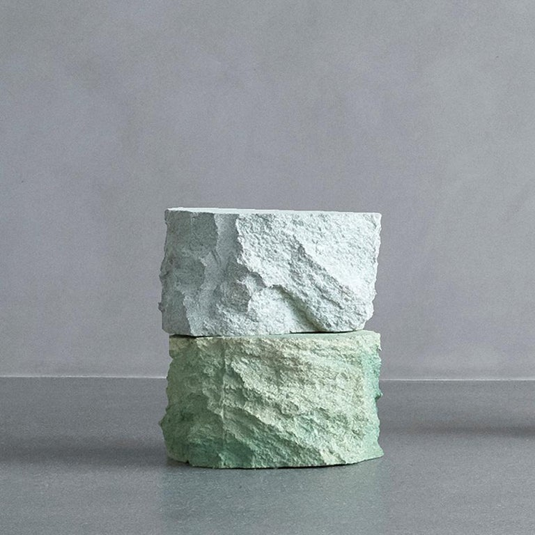 Modern Contemporary Design 'Meadow Blocks Side Table, by Andredottir & Bobek  For Sale