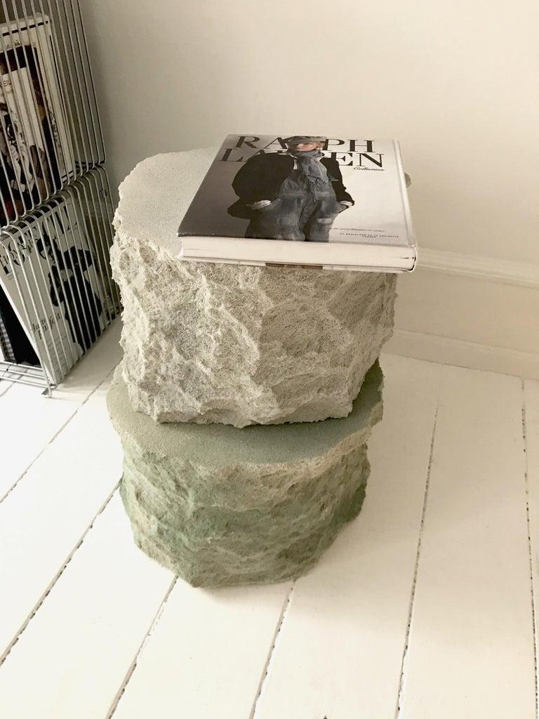 Contemporary Design 'Meadow Blocks Side Table, by Andredottir & Bobek  In New Condition For Sale In copenhagen, DK