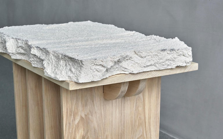 Modern Contemporary Design  'Thinking Space - Stool , by Andredottir & Bobek  For Sale