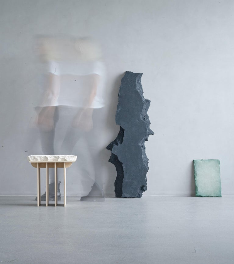 Dyed Contemporary Design  'Thinking Space - Stool , by Andredottir & Bobek  For Sale