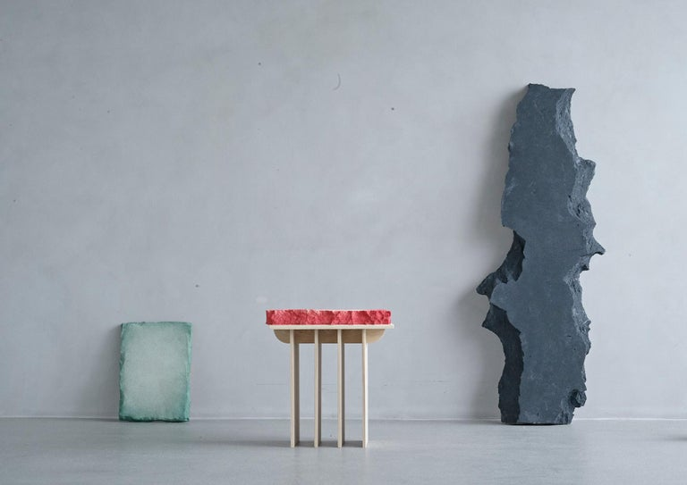 Foam Contemporary Design  'Thinking Space - Stool , by Andredottir & Bobek  For Sale