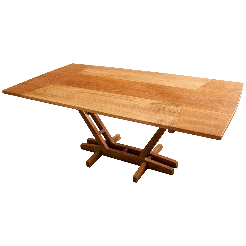 Dining Table in Brazilian Hardwood