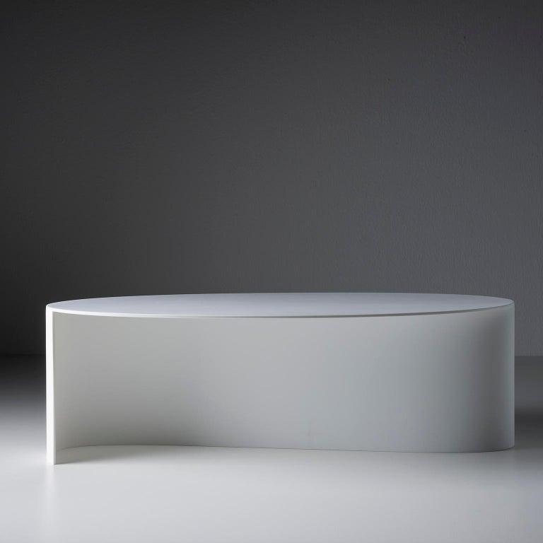 Modern Sculptural Table by Sebastiano Bottos, Italia For Sale 3