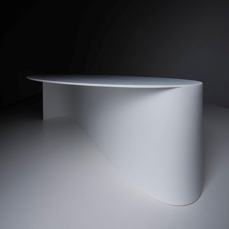 Welded Modern Sculptural Table by Sebastiano Bottos, Italia For Sale