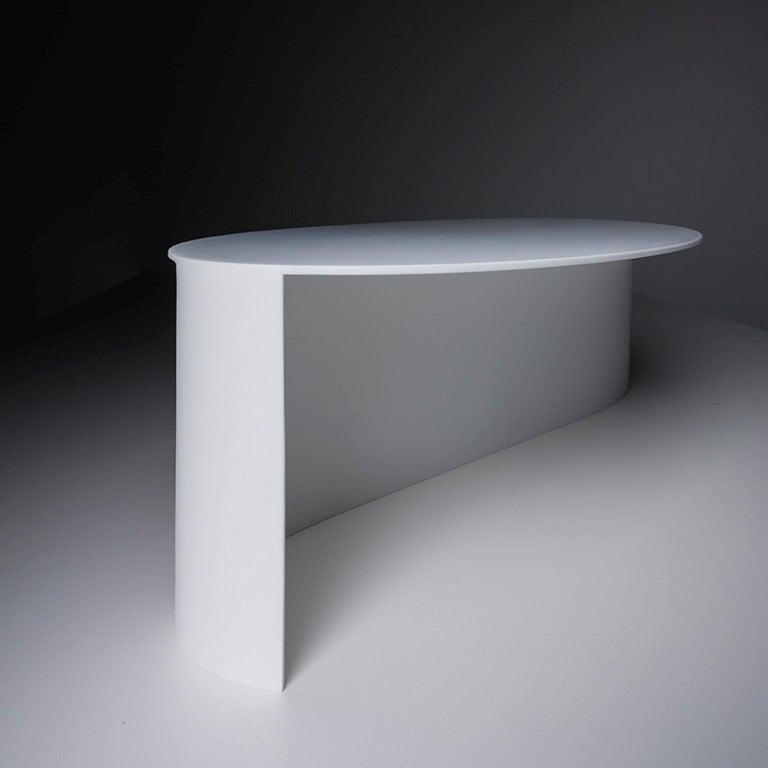 Contemporary Modern Sculptural Table by Sebastiano Bottos, Italia For Sale