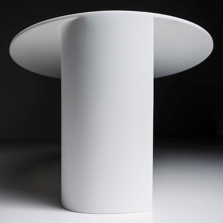 Modern Sculptural Table by Sebastiano Bottos, Italia For Sale 1