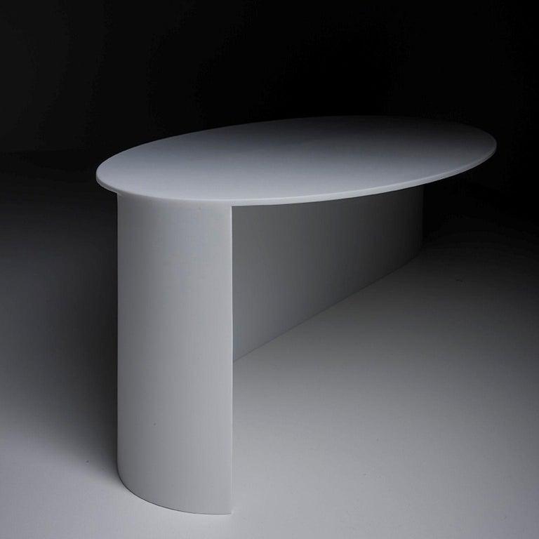 Modern Sculptural Table by Sebastiano Bottos, Italia For Sale 2
