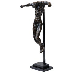 Contemporary French Limited Edition Bronze Sculpture by Philippe Bourjon