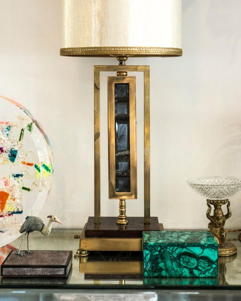 Contemporary French Malachite Box For Sale 1