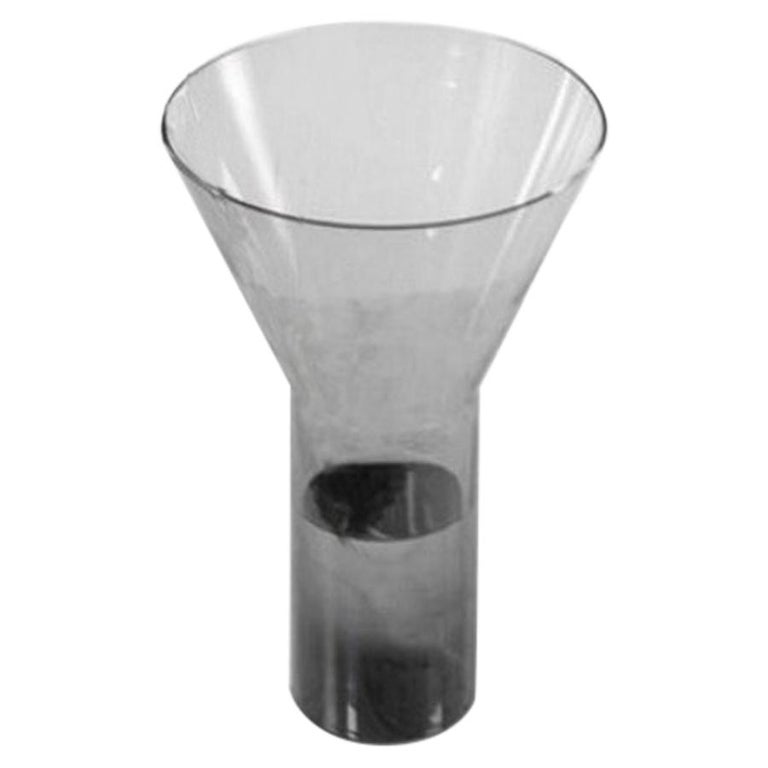 Contemporary Glass Vase For Sale