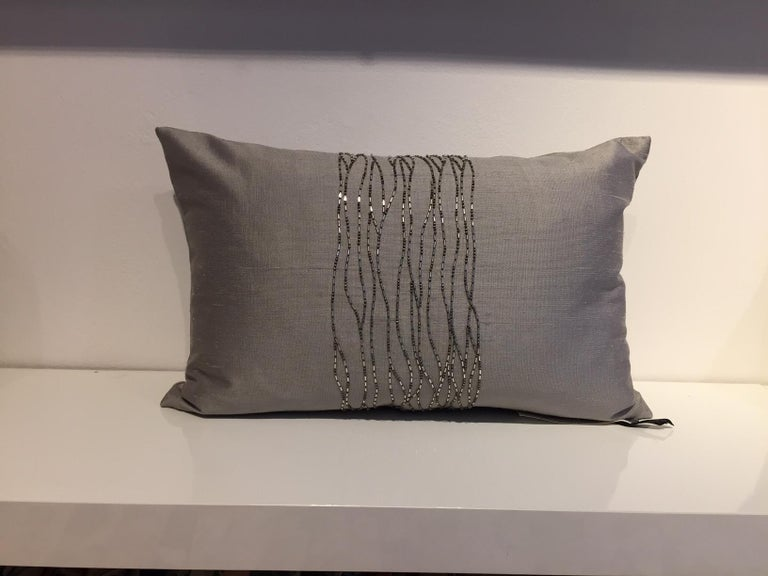 One set of cushions, 2 piece, size: 30 x 45cm,