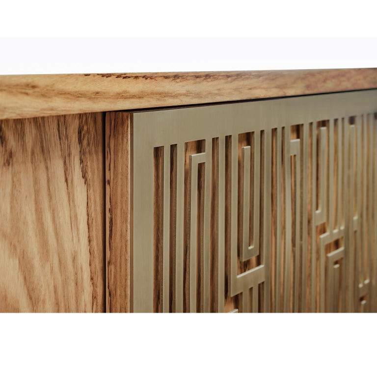 Contemporary Handcrafted Buffet