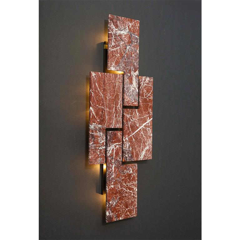 Modern Contemporary Handmade Wall Lamp