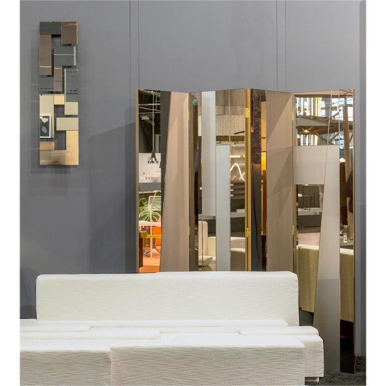 Contemporary Handmade Room Divider