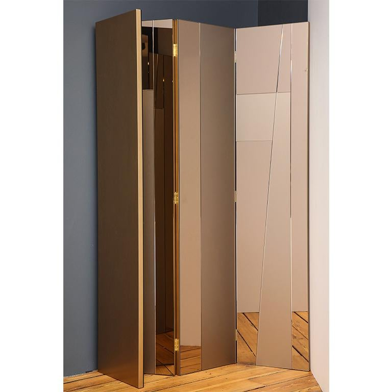 Hand-Crafted Contemporary Handmade Room Divider