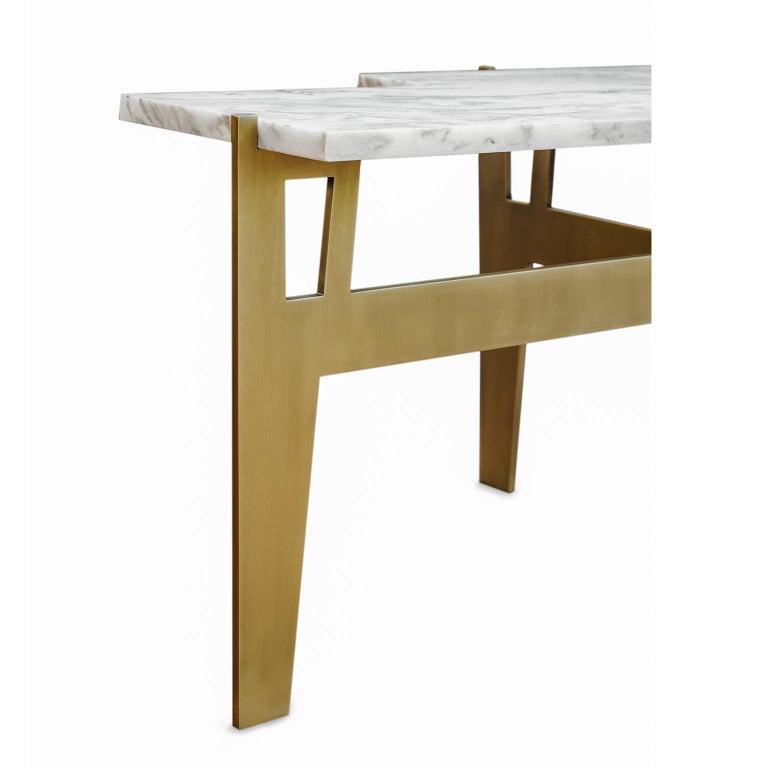 Modern Contemporary Handmade Side Table