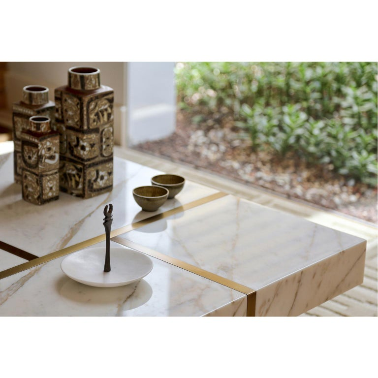 Contemporary Handcrafted Table