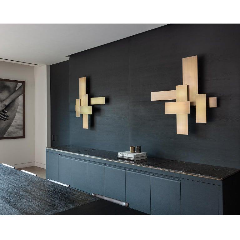 Modern Contemporary Handmade Wall Lamp