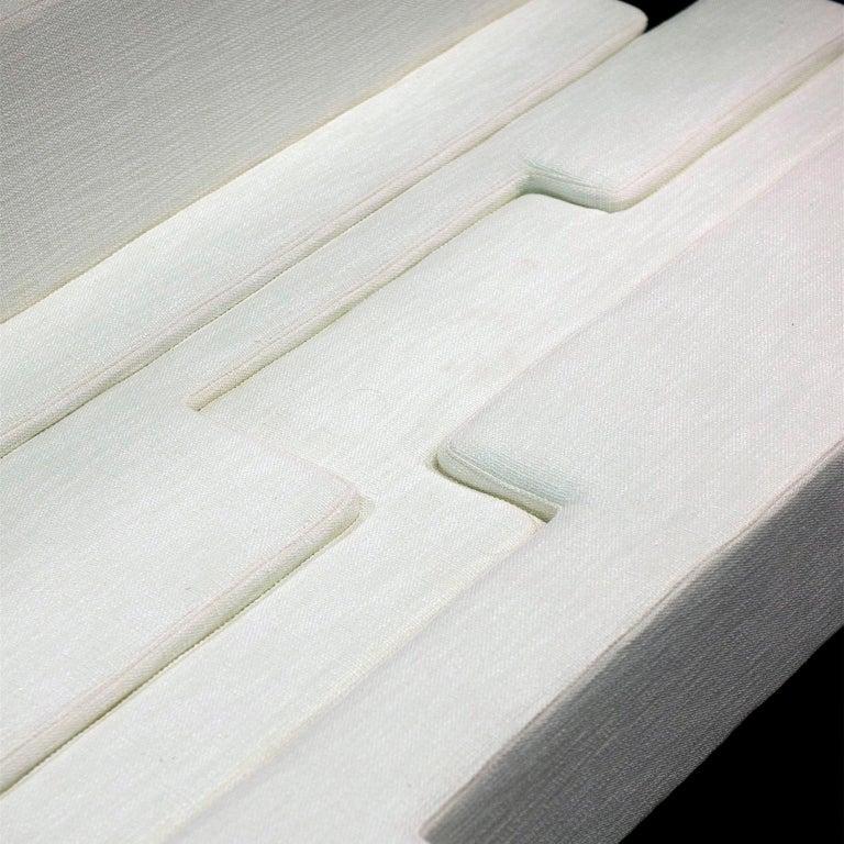 Hand-Crafted Contemporary Handmade Asymmetrical