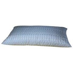 Contemporary Handmade Designer Silk Pillow