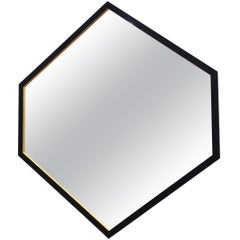 "Contemporary ""Hex Mirror"" by Alex Drew & No One, 2016"