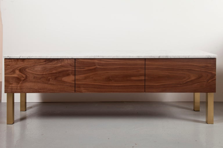 The title is after the Icelandic waterfall HIFOSS.    The high end modern Media Console HIFOSS offers the ultimate in unmistakable contemporary style. Superbly executed by Northern european master craftsmen this console is particularly