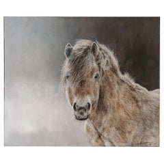"""Contemporary """"horse"""" Painting"""