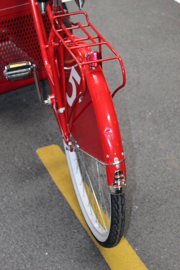 Contemporary Huffy Coca Cola Cooler Tricycle Vendor Bike For Sale 9