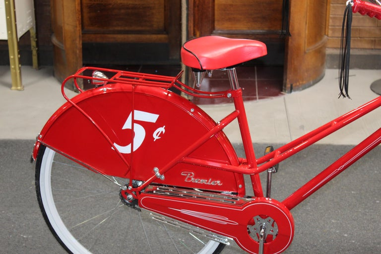 Contemporary Huffy Coca Cola Cooler Tricycle Vendor Bike For Sale 4