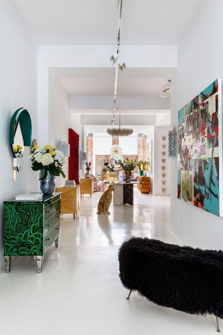 Contemporary Italian Green
