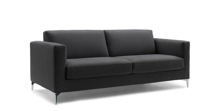 Contemporary Italian Sofa Bed, Made in Italy, New