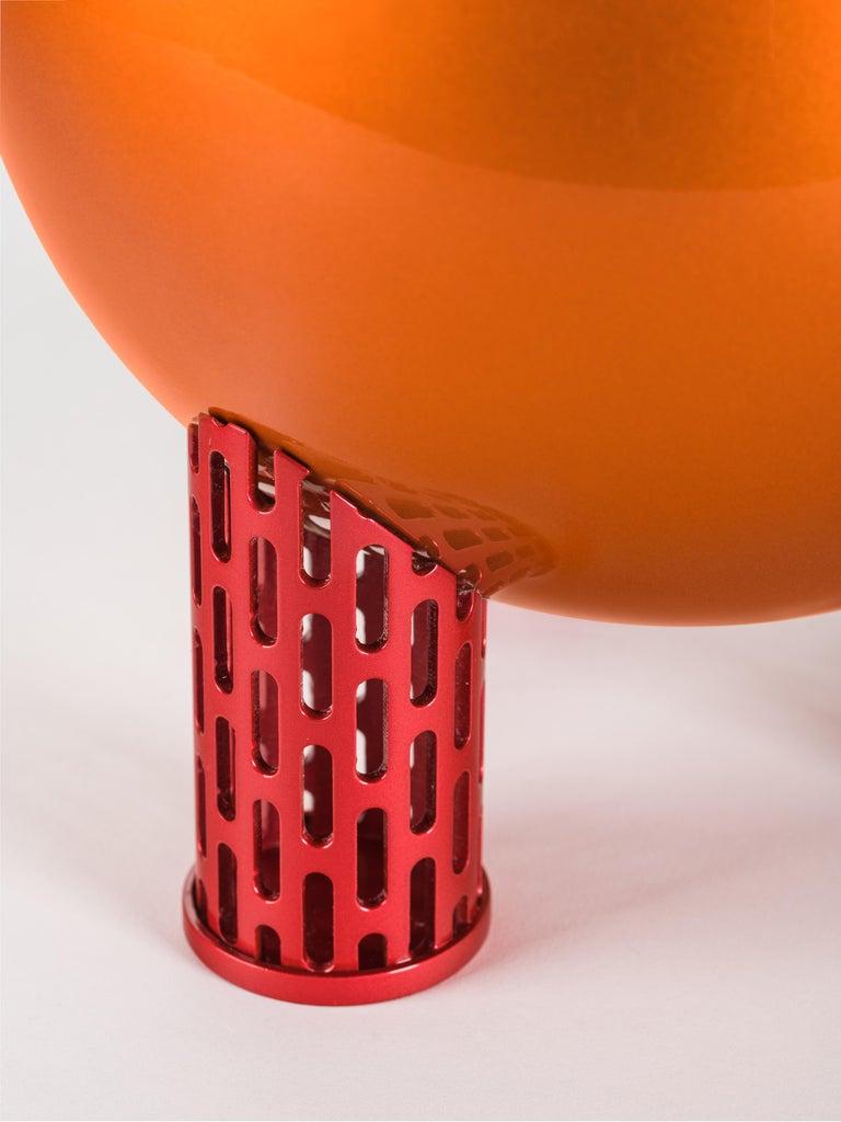 Modern Contemporary Juno Sculpture in Aluminium by Altreforme For Sale