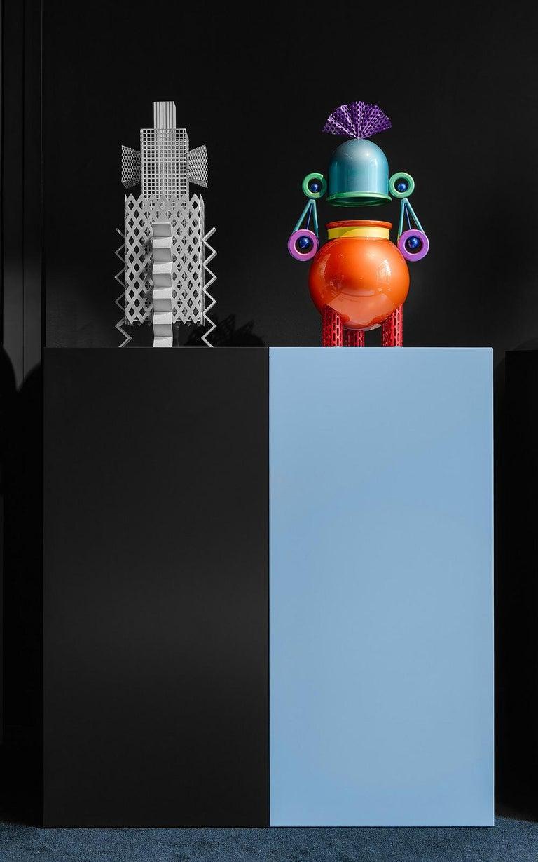 Aluminum Contemporary Juno Sculpture in Aluminium by Altreforme For Sale