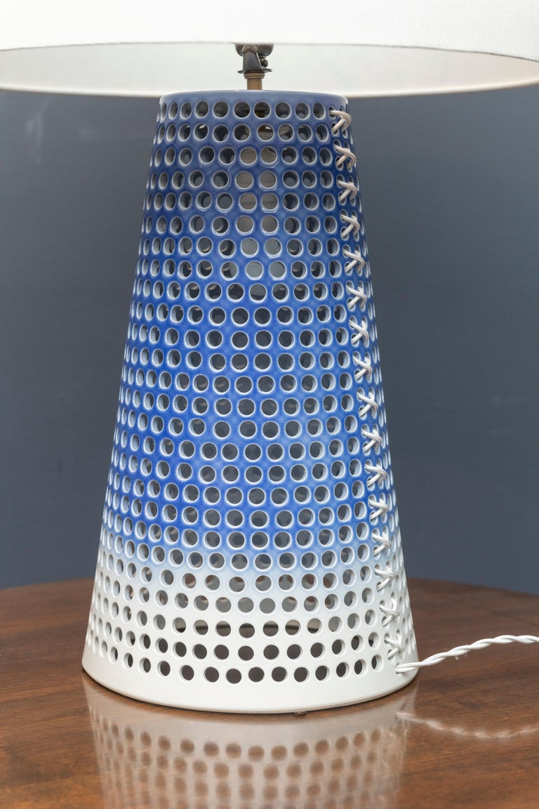 Contemporary Lamp by Ryan Mennealy In Excellent Condition For Sale In San Francisco, CA