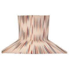 Contemporary Large Turkish Wool Kilim 21st Century