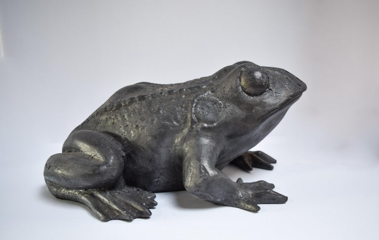 Contemporary Lead Frog For Sale 1