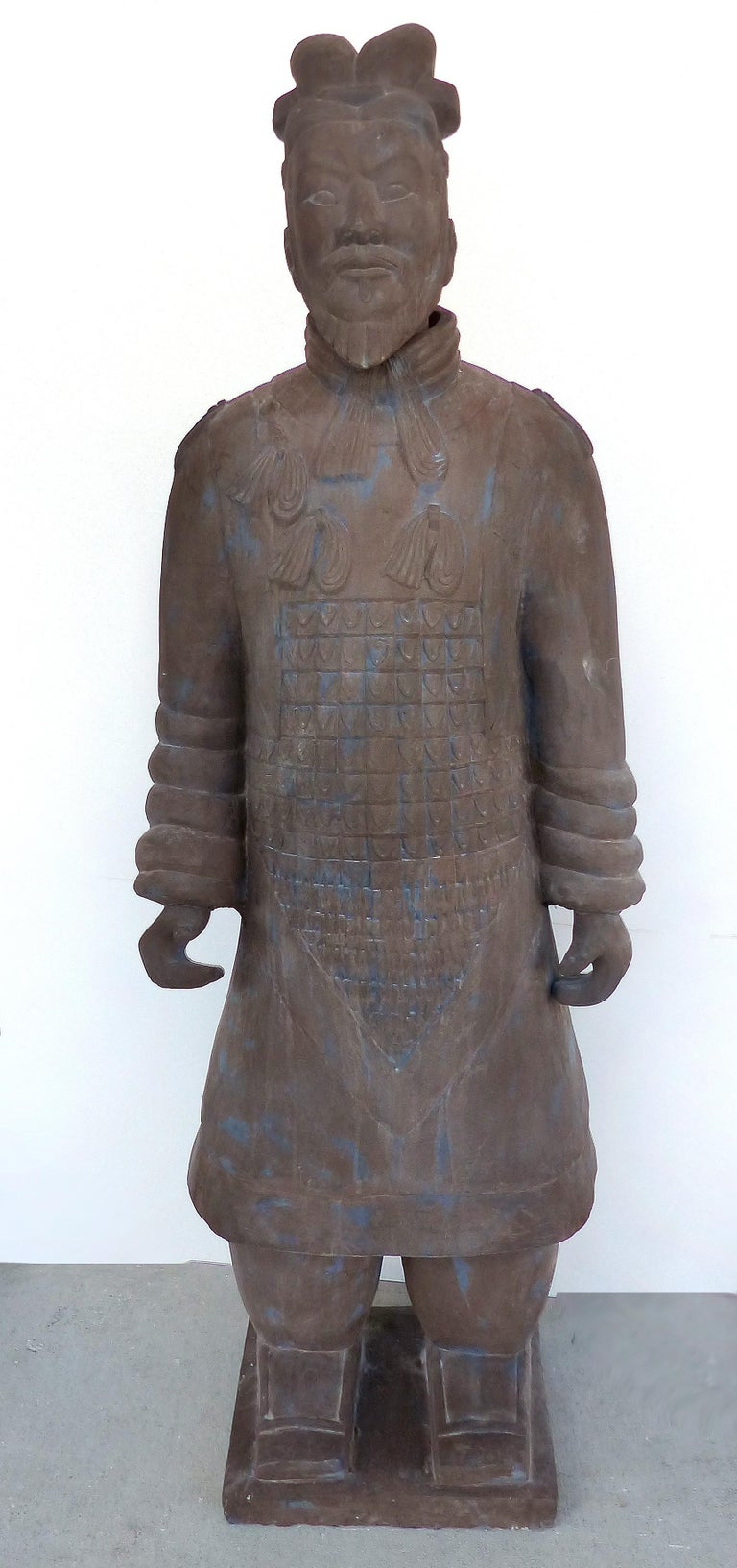 Contemporary Life-Size Chinese Terracotta Army Warriors For Sale 2