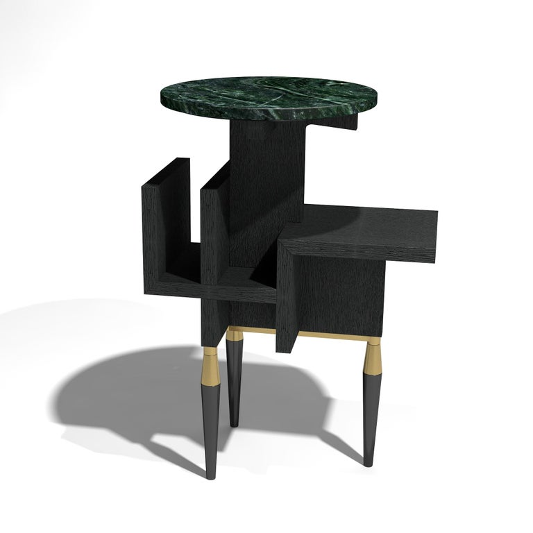 "Arts and Crafts Contemporary Lounge Table ""Cosmo"" by Studio 1+11 , 21 th Century, Germany For Sale"