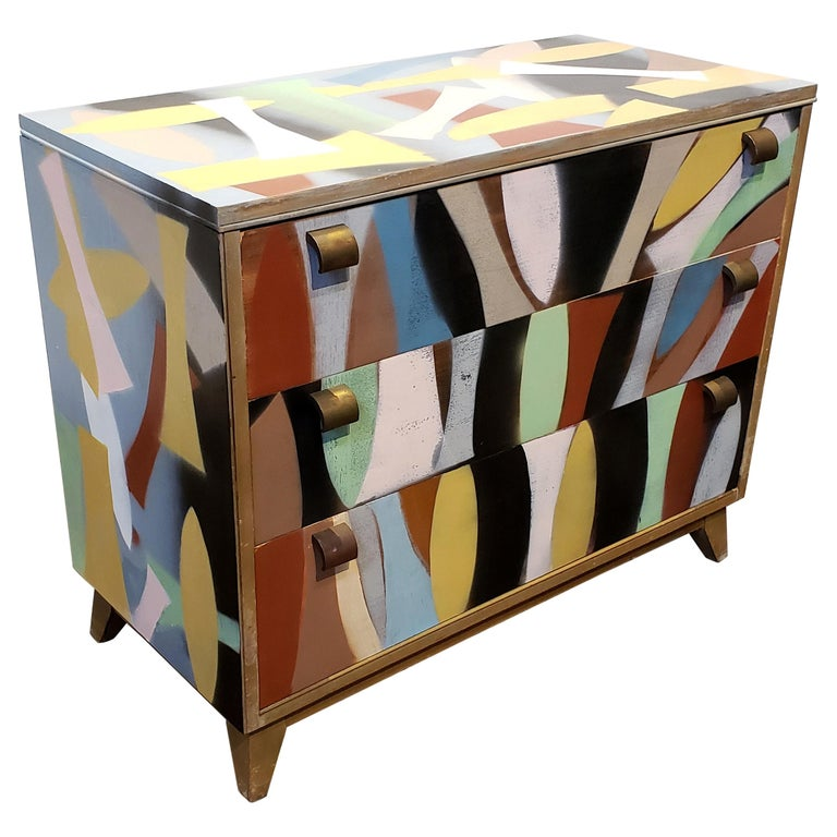 Contemporary Furniture Memphis: Contemporary Memphis Style Art Furniture By Artist Lionel