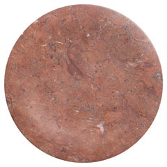 Contemporary Mexico Red Marble Tray