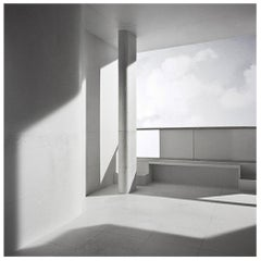 "Contemporary Modern Black and White ""Bauen III"" Emilio Pemjean 2013 Photography"
