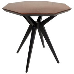 Contemporary Modern Kate Spade Rosewood End Table