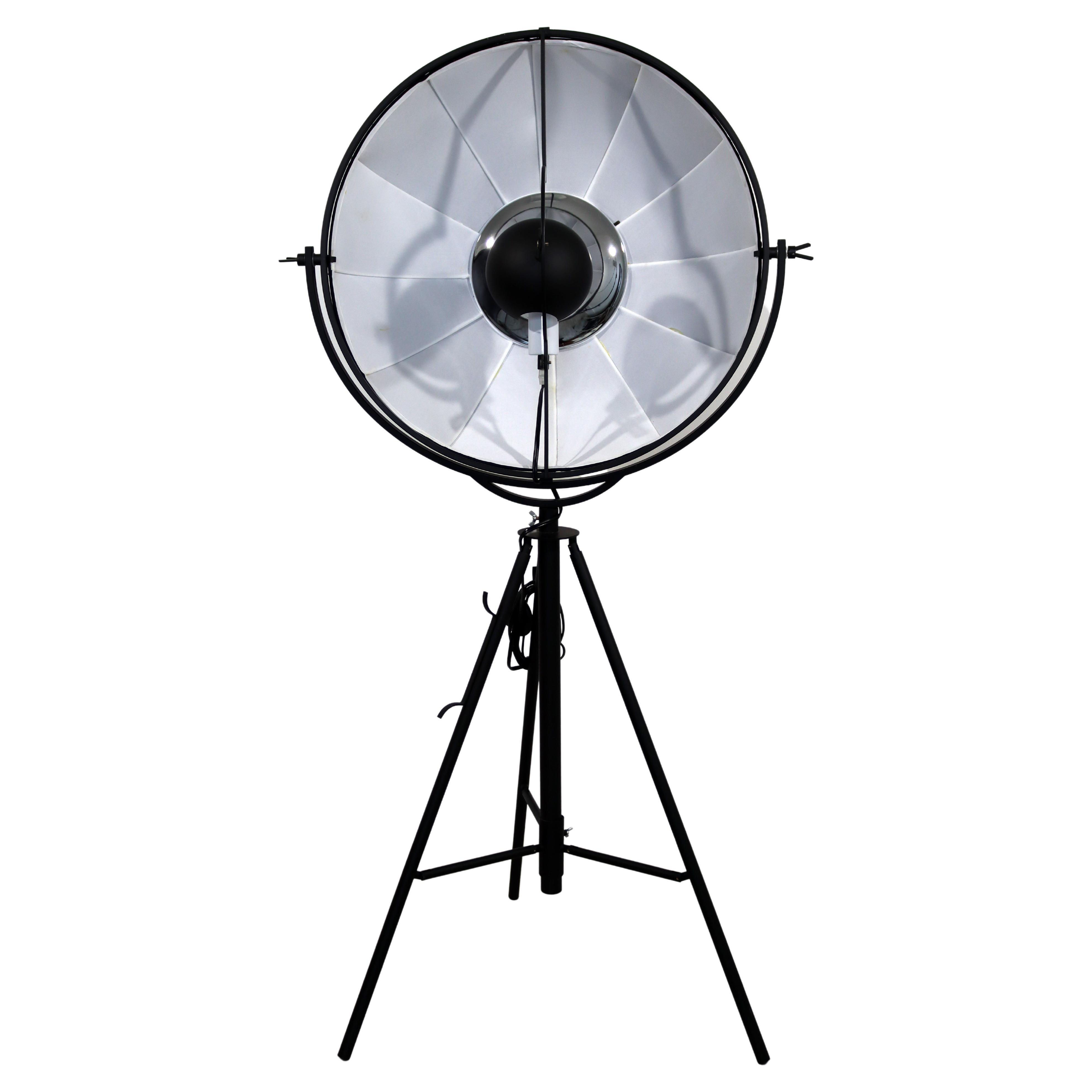 Contemporary Modern Mariano Fortuny for Palluco Italia Photographer Lamp, 1980s