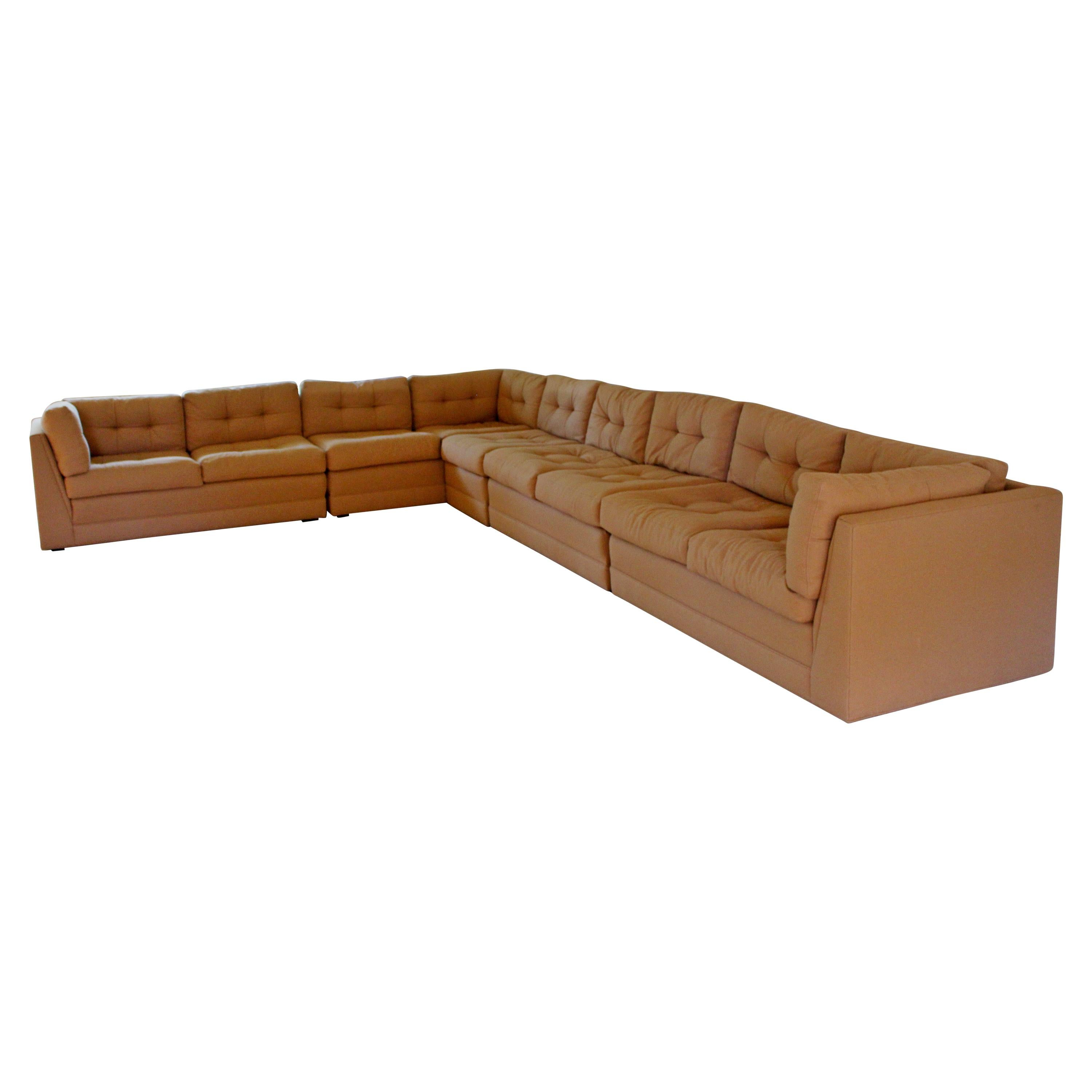 Miraculous 1980S Sectional Sofas 27 For Sale At 1Stdibs Andrewgaddart Wooden Chair Designs For Living Room Andrewgaddartcom