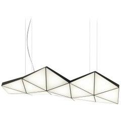 Contemporary Modular Pendant Light Tri Light TRI18