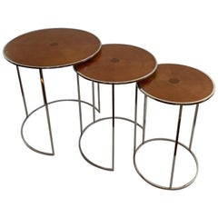 Contemporary Nesting Side Tables