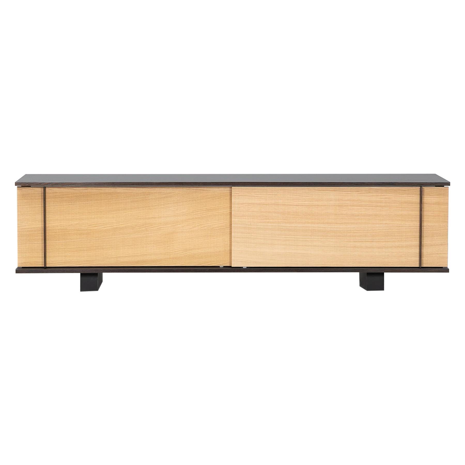 Contemporary Oak Sideboard by Johannes Hock