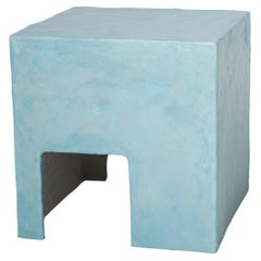 Contemporary Oikos Coffee Table 1 in Mixed Clay and Resin by Maryam Turkey